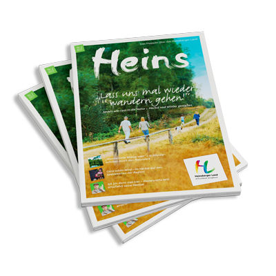 Heins Ausgabe Nr. 02/Herbst 2017